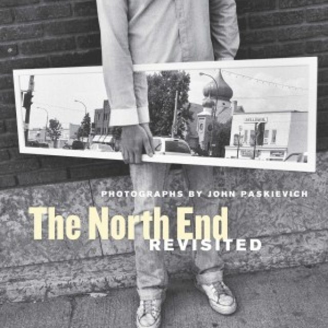 John Paskievich launching The North End Revisted