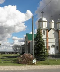 St. Dymytrius Ukrainian Greek Catholic Church – Ladywood, RM of Brokenhead
