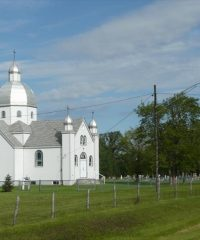 St Peter and Paul Ukrainian Catholic Church – Thalberg